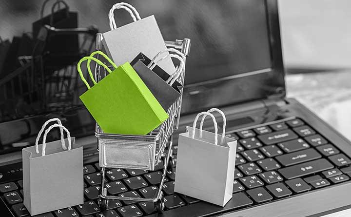 Einführung von E-Commerce-Systemen (PIM-Shopsystem):